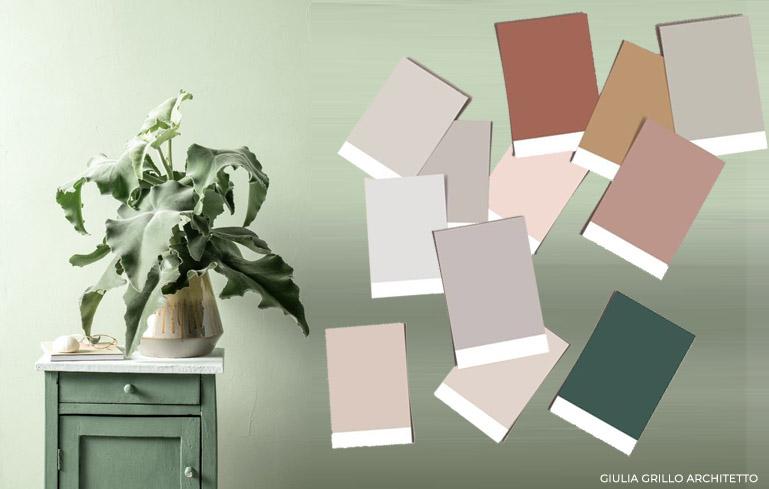 Scegliere Il Colore Migliore Per Le Pareti Di Casa Giulia Grillo Architetto Art Home