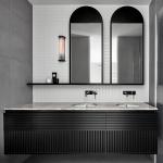 I rivestimenti più belli per il bagno, dalle piastrelle alla carta da parati